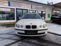 2003 BMW 316Ti in Hohenfels, Germany