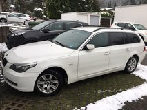 2007 BMW Diesel Station Wagon in Ramstein, Germany