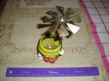 VOTIVE CANDLE HOLDER WITH SPINNING UMBRELLA in Naperville, Illinois
