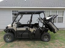 2015 Kawasaki Mule Pro FXT Ranch Edition in Bolling AFB, DC