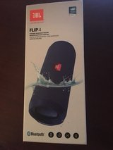 Brand new, never used JBL Flip 4 Portable Speaker in Lockport, Illinois