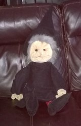 """Vintage Folkmanis Folktails Witch Hand Puppet Large 24"""" Theater-size Plush in Lockport, Illinois"""