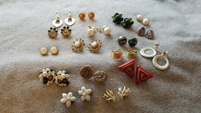 Clip On Earring Lot in Shorewood, Illinois