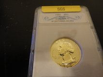 1960  silver quarter pr70 pcgs price guide says a coin would be worth $350.00 in Fort Campbell, Kentucky