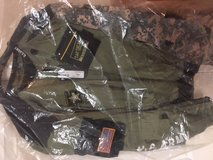 Power Trip Motorcycle Jacket (US Army) in Fort Leavenworth, Kansas