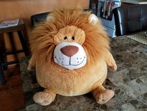 Large Plush Lion in Fort Campbell, Kentucky