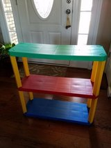 **REDUCED** Kids Colored Shelves in Fort Campbell, Kentucky