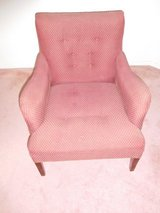 #033  Arm Chair 1950s in Ruidoso, New Mexico