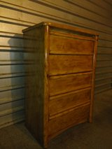 Height top dresser with 5 drawers in Fort Bliss, Texas