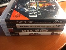 PS3 Games in Nellis AFB, Nevada