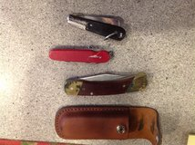 Buck Knife, Alltrade knife and Electric Mate knife in Bartlett, Illinois