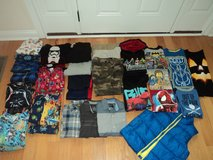 Boys lot (Size 7, 7/8) in Fort Campbell, Kentucky