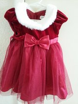 Santa Dress by Jona Micelle- POMs in Travis AFB, California