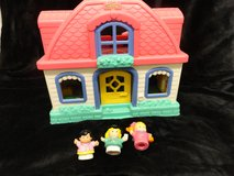 Fisher price little people pink house in Lakenheath, UK