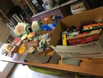 HO Train Stuff 4 or 5 boxes full in Lockport, Illinois