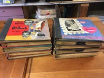 Old Record Albums in Lockport, Illinois