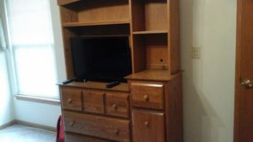Solid Wood Dresser in Lockport, Illinois