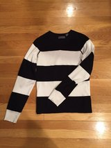 Small Women's   Black and White sweater. in Lockport, Illinois