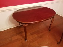 Oval Cherry Dining Table! in Warner Robins, Georgia