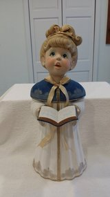"18"" Tall Ceramic Choir Singer in Westmont, Illinois"
