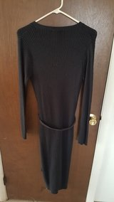 BLACK LONG SWEATER in Schaumburg, Illinois