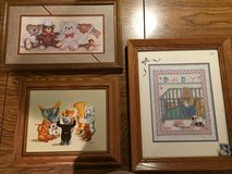Teddy Bear Framed Art in Joliet, Illinois