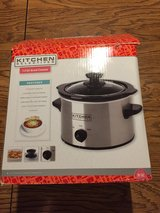 Kitchen Selectives 1.5 quart slow cooker (new) in Lockport, Illinois