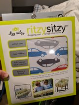 Itzy ritzy shopping cart cover in Naperville, Illinois