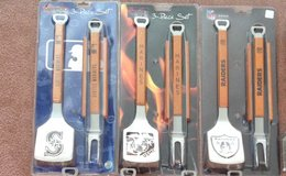 LAST MINUTE XMAS GIFT / BBQ grilling cookware Sports, Military, Spatulas Brand New / 75% off in Fairfield, California
