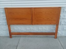 Queen bed headboard in Plainfield, Illinois