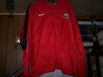 RED Buckeyes wind breaker with hood   xl in Alamogordo, New Mexico