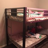 metal bunk beds and mattresses in Fort Knox, Kentucky