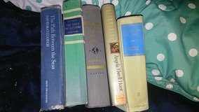 5 book collection in Fort Campbell, Kentucky