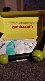 Zumba Toning Sticks(New) in Ramstein, Germany