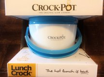 New in Box, Personal Lunch Crock Pot, Seals & Travels in Kingwood, Texas