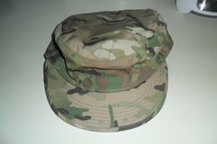 size 7 3/8 patrol hat in Fort Campbell, Kentucky