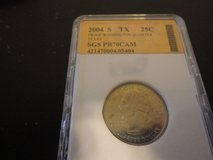 2004 s TX  statehood quarter interested text 931 218 8243 in Fort Campbell, Kentucky