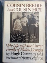 Book: Hugh Carter Inscribed in Byron, Georgia