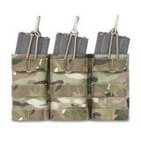 Warrior Assault Systems Triple 5.56 Molle Mag Pouch MULTICAM in Clarksville, Tennessee