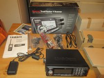 UNIDEN BCD536HP DIGITAL POLICE SCANNER IN BOX WITH ALL ACCESSORIES in 29 Palms, California
