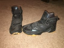 Lebron 13's in Fort Drum, New York