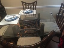 "42"" dining table with 4 chairs in Pearland, Texas"