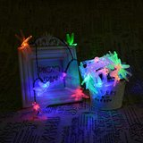 Battery Christmas Lights, 7.34ft 20 LED Dragonfly String Lights in Fort Campbell, Kentucky