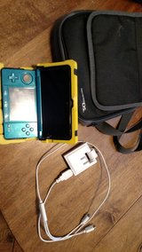 Nintendo 3DS, charger, case, 14 games in Baytown, Texas
