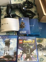 PlayStation 4 & extras in 29 Palms, California