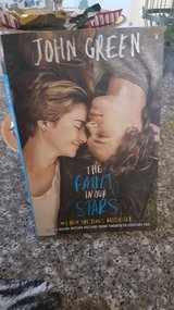 The Fault in Our Stars in Fort Irwin, California