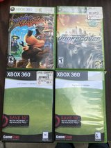 XBox 360 video games in Spring, Texas