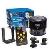 VIDPRO MH-300 360-DEGREE TIME-LAPSE PHOTOGRAPHY MOTORIZED PAN HEAD WITH REMOTE CONTROL in Vacaville, California