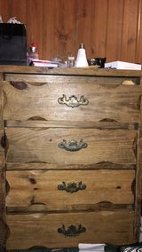 Wooden Dresser in Leesville, Louisiana