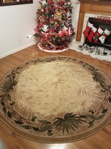 beautiful round area rug in Hopkinsville, Kentucky